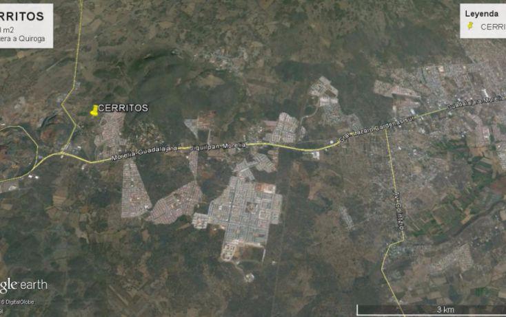 Foto de terreno comercial en venta en, ampliación la palma poniente, morelia, michoacán de ocampo, 1829354 no 03