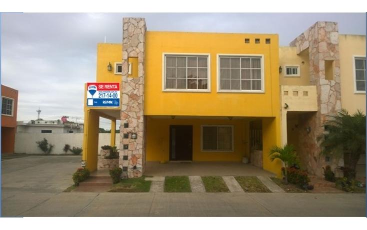 Foto de casa en renta en  , ampliación la paz, tampico, tamaulipas, 1576958 No. 01