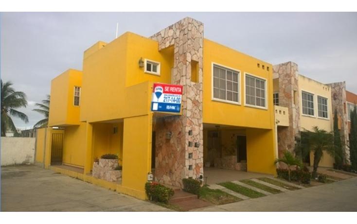Foto de casa en renta en  , ampliación la paz, tampico, tamaulipas, 1576958 No. 02