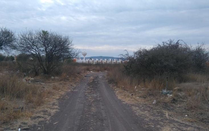 Foto de terreno habitacional en venta en, ampliación los ángeles, corregidora, querétaro, 1638578 no 01