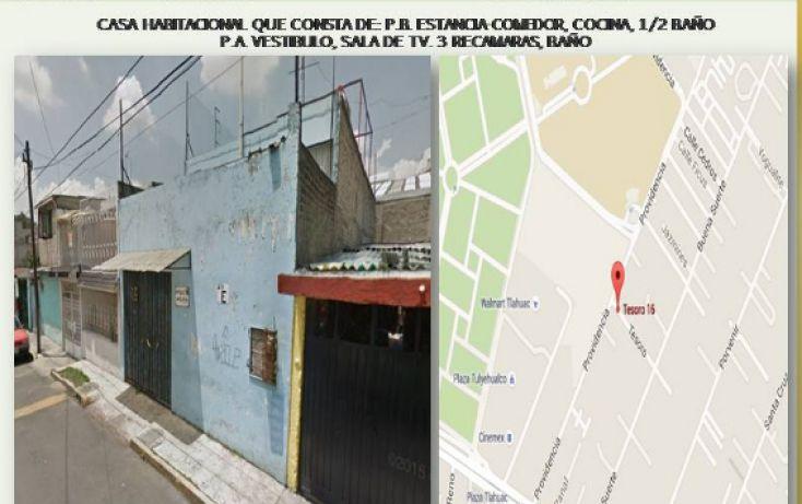 Foto de casa en venta en, ampliación los olivos, tláhuac, df, 2006650 no 01