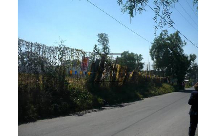 Foto de terreno habitacional en venta en, ampliación los olivos, tláhuac, df, 483594 no 01