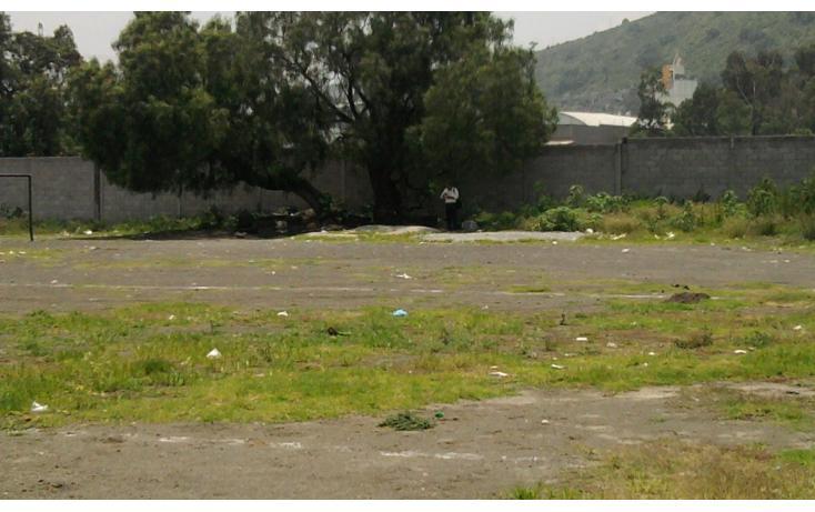 Foto de terreno habitacional en venta en  , ampliación los reyes, la paz, méxico, 1713484 No. 03