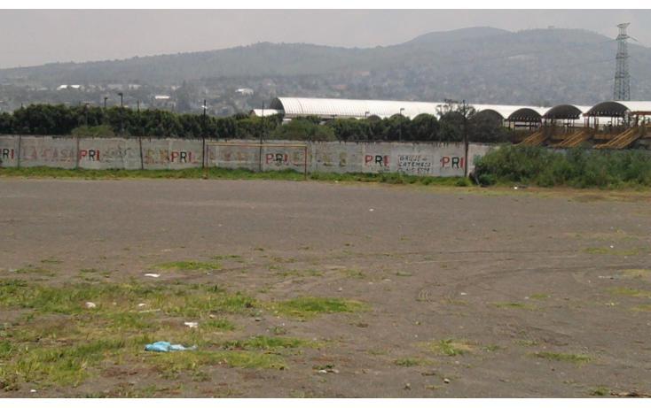 Foto de terreno habitacional en venta en  , ampliación los reyes, la paz, méxico, 1713484 No. 04