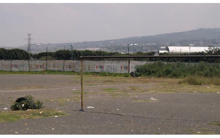 Foto de terreno habitacional en venta en  , ampliación los reyes, la paz, méxico, 1713484 No. 06
