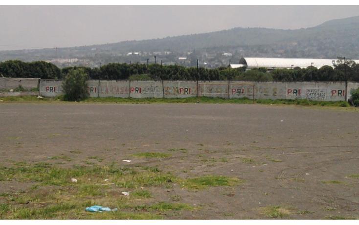 Foto de terreno habitacional en venta en  , ampliación los reyes, la paz, méxico, 1713484 No. 09
