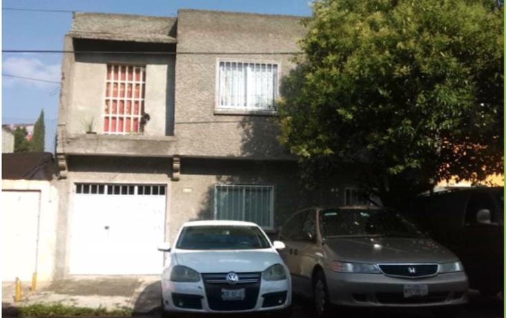 Foto de casa en venta en  , ampliaci?n m?rtires de r?o blanco, gustavo a. madero, distrito federal, 1770786 No. 01