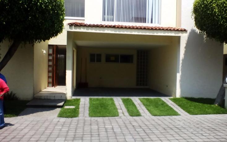 Foto de casa en condominio en venta en  , ampliaci?n momoxpan, san pedro cholula, puebla, 1299237 No. 01