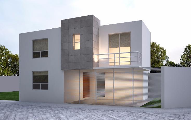 Foto de casa en venta en  , ampliación momoxpan, san pedro cholula, puebla, 1759542 No. 01