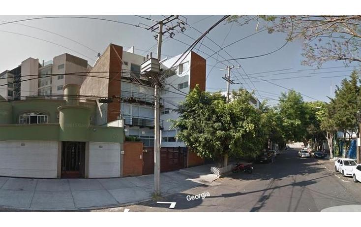 Foto de departamento en venta en  , ampliación napoles, benito juárez, distrito federal, 1045471 No. 01