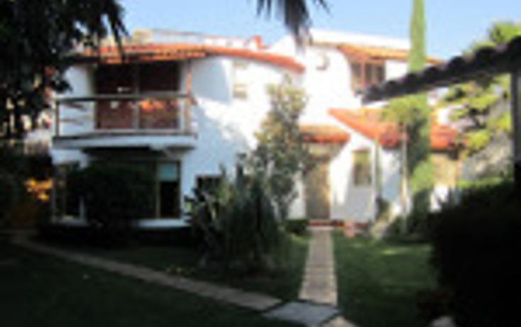 Foto de casa en venta en  , ampliación ocotepec, cuernavaca, morelos, 1135695 No. 01