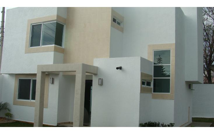 Foto de casa en venta en  , ampliaci?n plan de ayala, cuautla, morelos, 1080607 No. 01