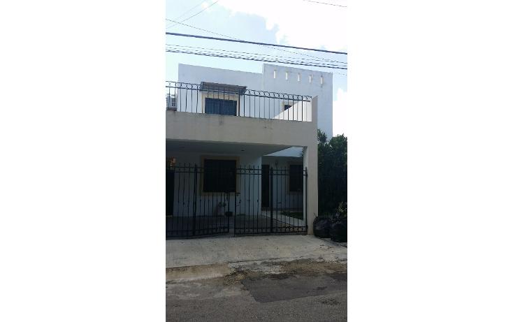 Foto de casa en renta en  , ampliaci?n plan de ayala (villas del sol), m?rida, yucat?n, 1416737 No. 01