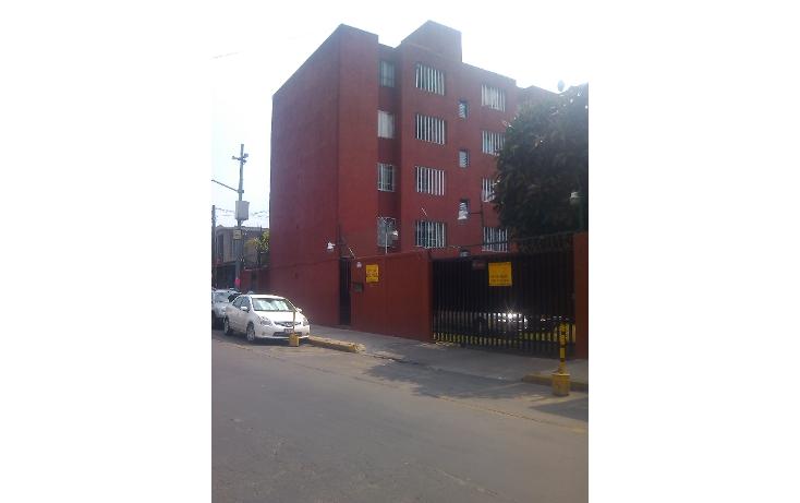 Foto de departamento en venta en  , ampliación progreso nacional, gustavo a. madero, distrito federal, 1452909 No. 01