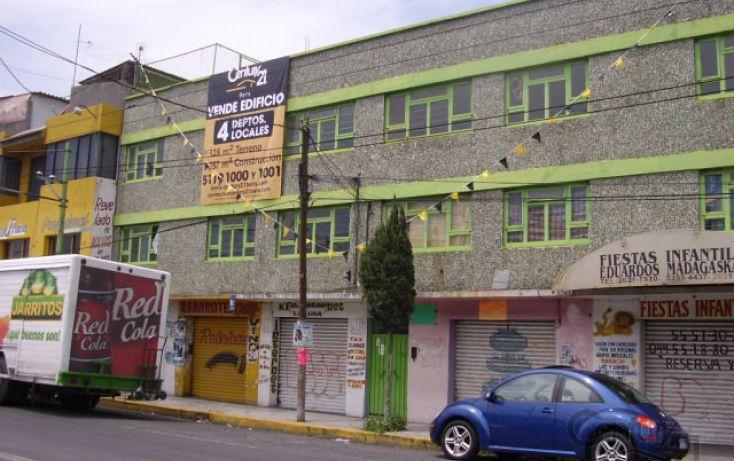 Foto de edificio en venta en, ampliación providencia, gustavo a madero, df, 1816697 no 02