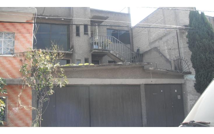 Foto de departamento en venta en  , ampliación romero sección las fuentes, nezahualcóyotl, méxico, 1138377 No. 01