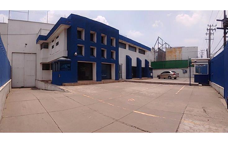 Foto de nave industrial en renta en  , ampliación san esteban, naucalpan de juárez, méxico, 2003108 No. 01