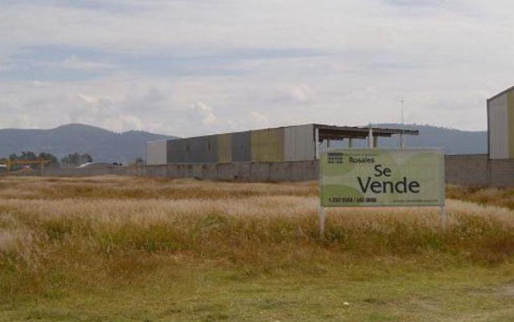 Foto de terreno industrial en venta en, ampliación san lorenzo, amozoc, puebla, 1724708 no 01