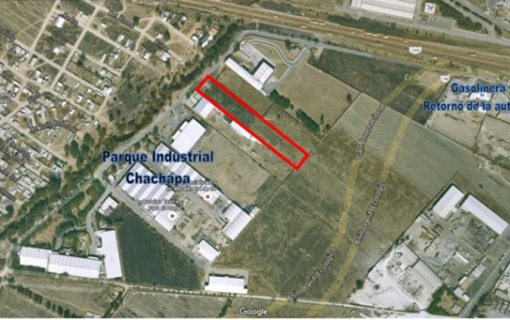 Foto de terreno industrial en venta en, ampliación san lorenzo, amozoc, puebla, 1724708 no 02