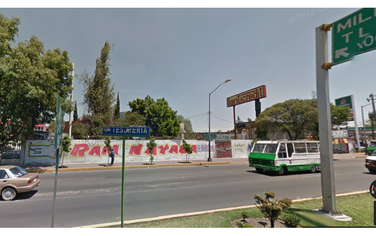 Foto de terreno comercial en venta en  , ampliación san marcos norte, xochimilco, distrito federal, 1973036 No. 01
