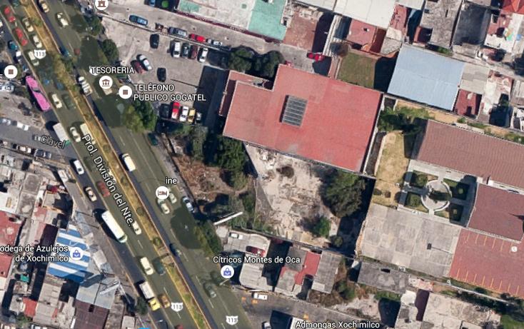Foto de terreno comercial en venta en  , ampliación san marcos norte, xochimilco, distrito federal, 1973036 No. 06