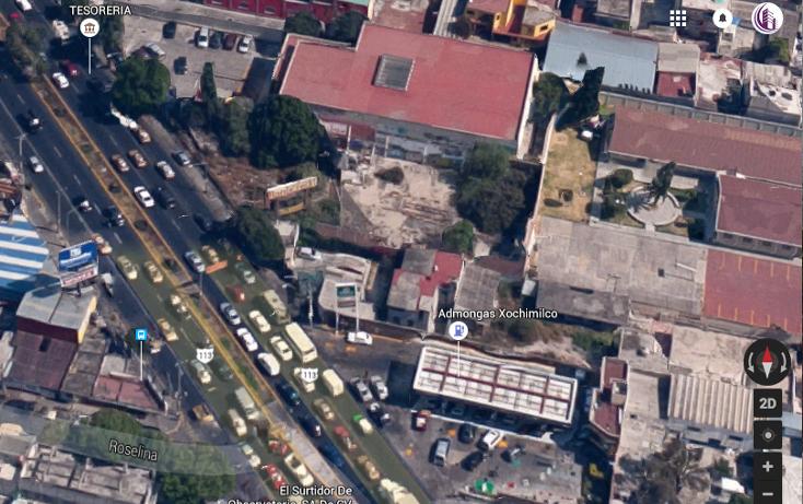 Foto de terreno comercial en venta en  , ampliación san marcos norte, xochimilco, distrito federal, 1973036 No. 07
