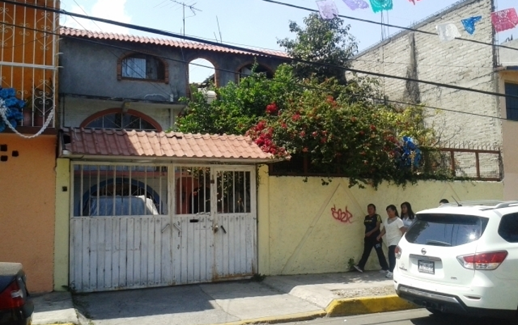 Foto de casa en venta en  , ampliaci?n san marcos norte, xochimilco, distrito federal, 1977683 No. 14