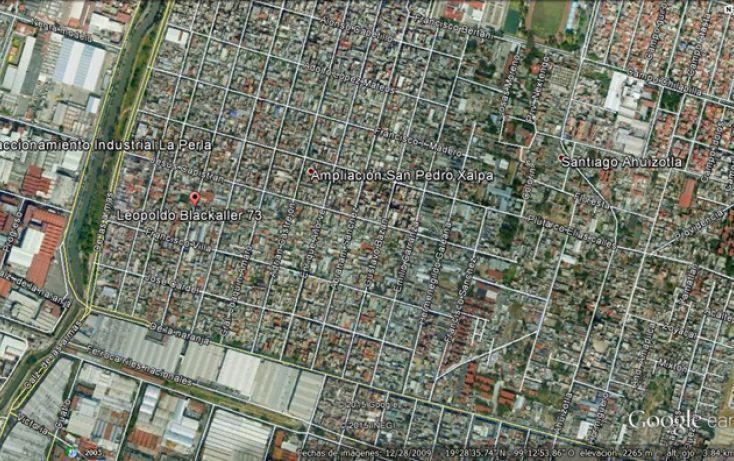 Foto de terreno habitacional en venta en, ampliación san pedro xalpa, azcapotzalco, df, 1475433 no 03