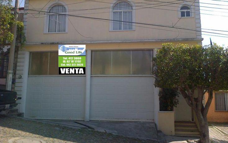 Foto de casa en venta en, ampliación satélite, querétaro, querétaro, 1785930 no 01