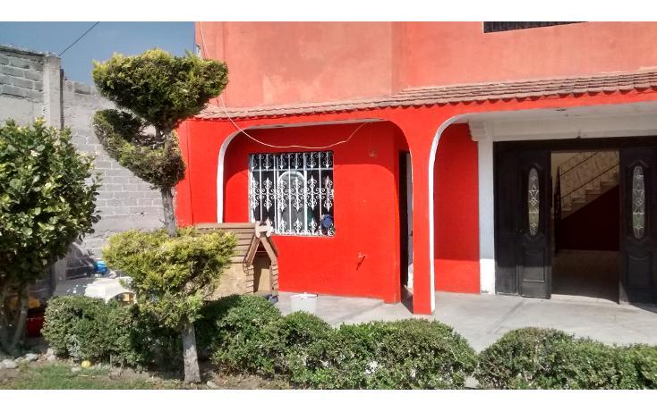 Foto de casa en venta en  , ampliación selene, tláhuac, distrito federal, 1134879 No. 01