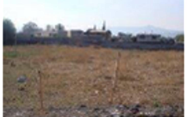 Foto de terreno habitacional en venta en  , ampliación selene, tláhuac, distrito federal, 1974161 No. 01