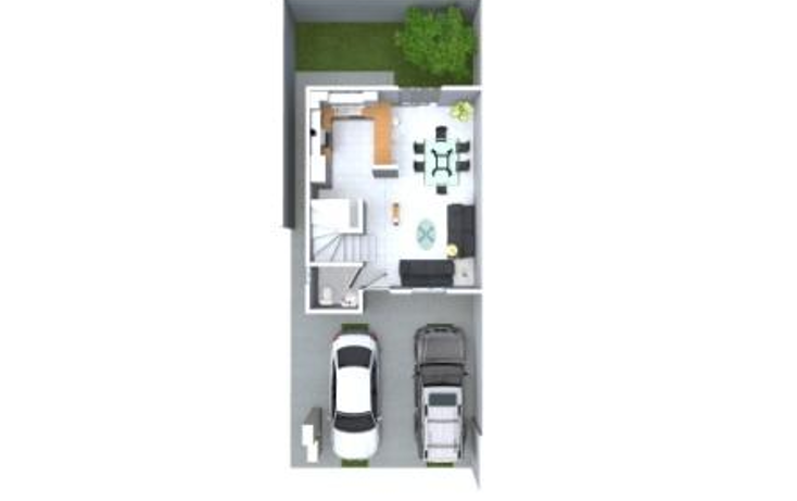 Foto de casa en venta en  , ampliaci?n senderos, torre?n, coahuila de zaragoza, 1558648 No. 03