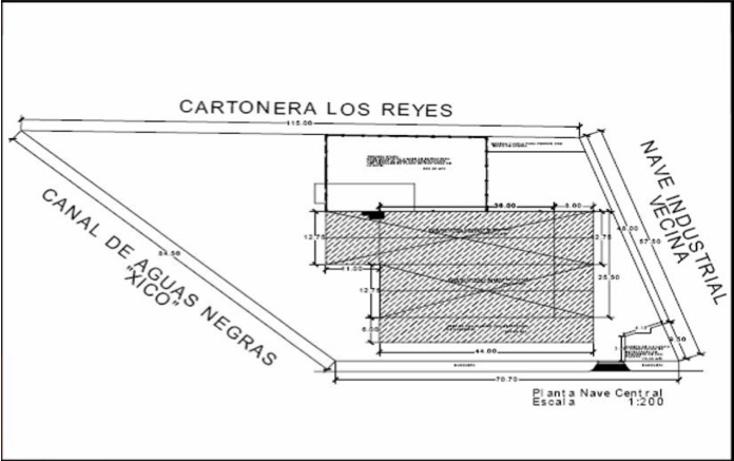 Foto de nave industrial en venta en  , ampliación tecamachalco, la paz, méxico, 1737278 No. 10