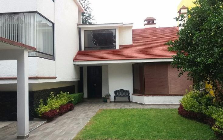 Foto de casa en venta en  , ampliación tepepan, xochimilco, distrito federal, 2641928 No. 01