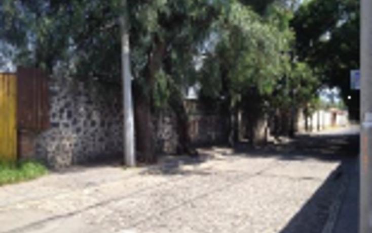 Foto de terreno habitacional en venta en  , ampliaci?n tepepan, xochimilco, distrito federal, 837193 No. 01