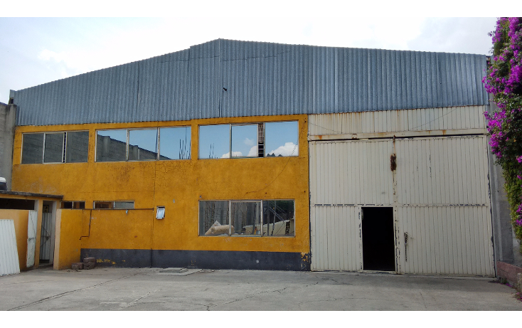 Foto de nave industrial en venta en  , ampliación tezoyuca, tezoyuca, méxico, 1111915 No. 01