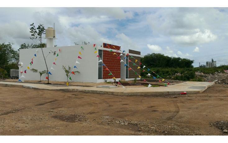 Foto de casa en venta en  , ampliación tixcacal opichen, mérida, yucatán, 1136057 No. 07