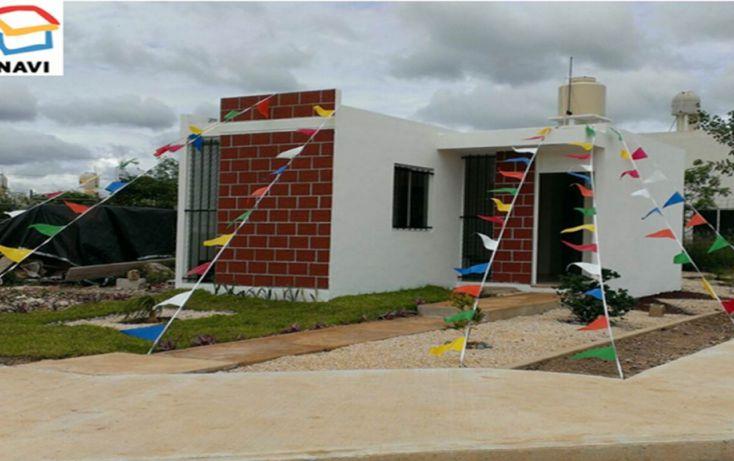 Foto de casa en venta en, ampliación tixcacal opichen, mérida, yucatán, 1176401 no 01