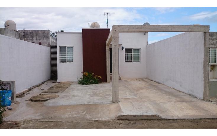 Foto de casa en venta en  , ampliaci?n tixcacal opichen, m?rida, yucat?n, 1255965 No. 01