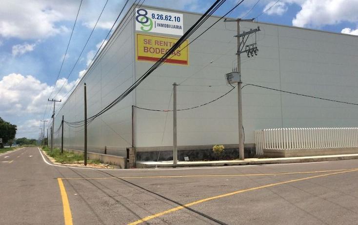 Foto de nave industrial en renta en  , ampliación tixcacal opichen, mérida, yucatán, 1502009 No. 05