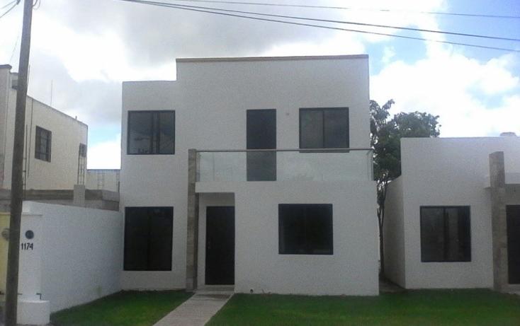 Foto de casa en venta en  , ampliación tixcacal opichen, mérida, yucatán, 1555872 No. 01