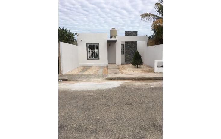 Foto de casa en venta en  , ampliación tixcacal opichen, mérida, yucatán, 1948274 No. 01