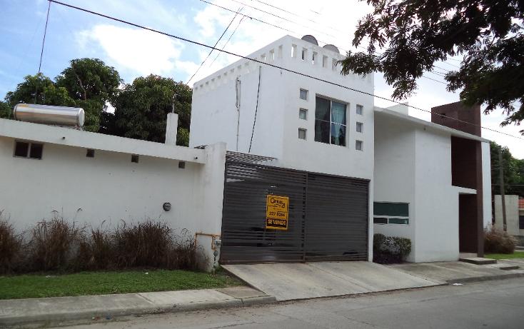 Foto de casa en venta en  , ampliación unidad nacional, ciudad madero, tamaulipas, 1255999 No. 01