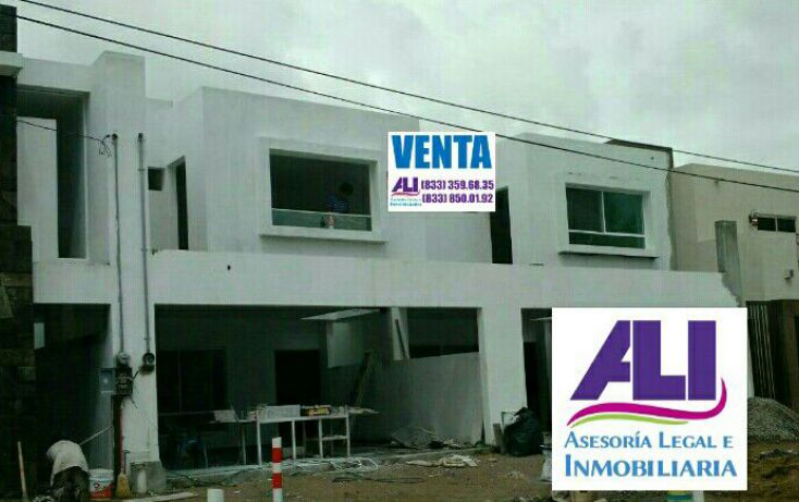 Foto de casa en venta en, ampliación unidad nacional, ciudad madero, tamaulipas, 1357249 no 01