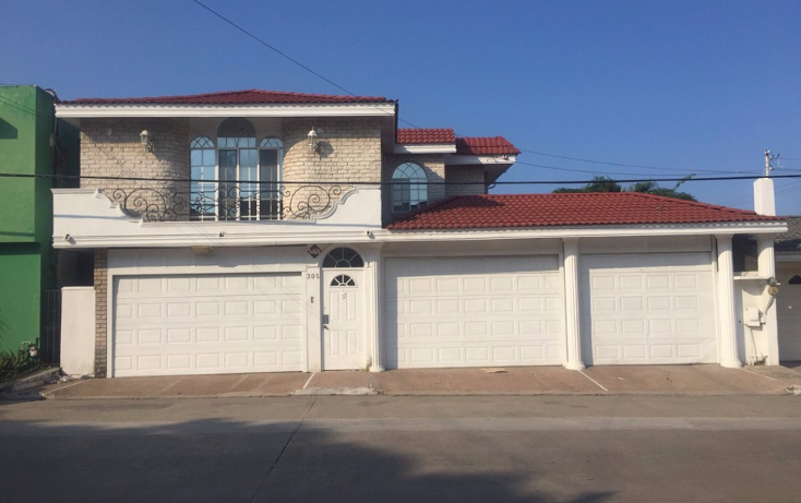 Foto de casa en venta en  , ampliación unidad nacional, ciudad madero, tamaulipas, 1436101 No. 01