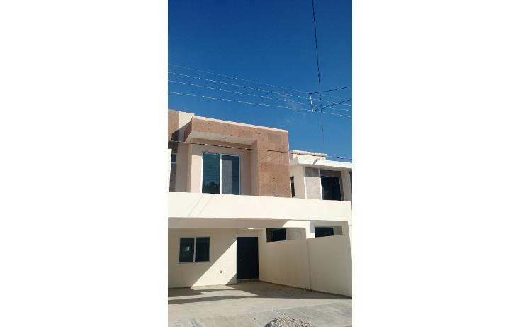 Foto de casa en venta en  , ampliación unidad nacional, ciudad madero, tamaulipas, 1478221 No. 01