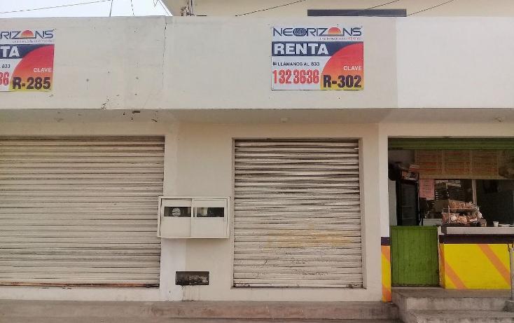 Foto de local en renta en  , ampliación unidad nacional, ciudad madero, tamaulipas, 1574630 No. 01