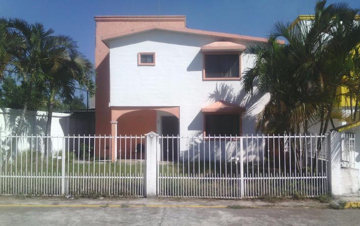 Foto de casa en venta en  , ampliaci?n unidad nacional, ciudad madero, tamaulipas, 1739662 No. 01
