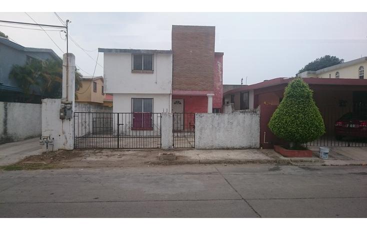 Foto de casa en venta en  , ampliación unidad nacional, ciudad madero, tamaulipas, 1983626 No. 01