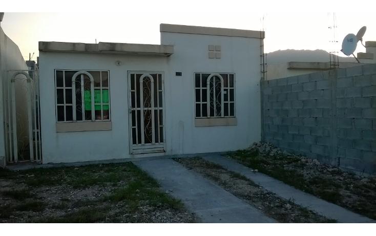 Foto de casa en venta en  , ampliación urbi villa del prado 2da etapa, garcía, nuevo león, 1605384 No. 01